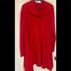 Relativity Women's Tunic Sweater Size 2X